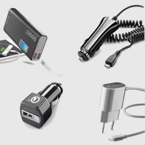 Powerbanks & Chargers