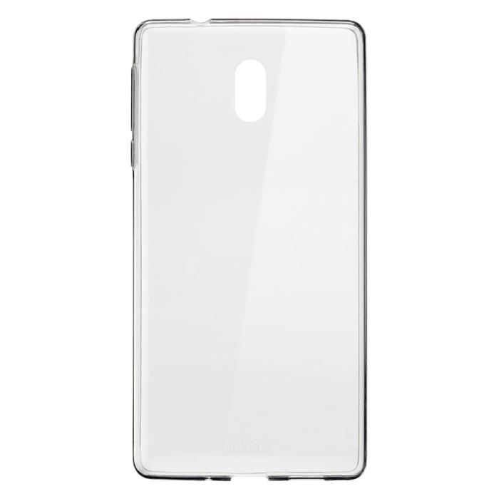 official photos bf124 539e8 Nokia Case CC-103 Soft TPU Slim Nokia 3 Transparent
